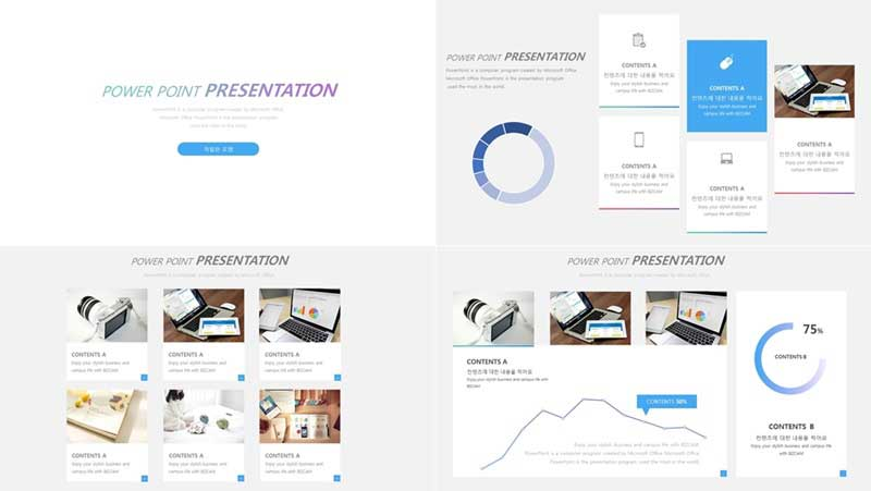 Free PowerPoint Template No. 270